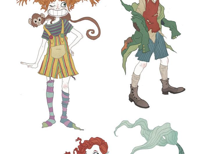Tre personaggi